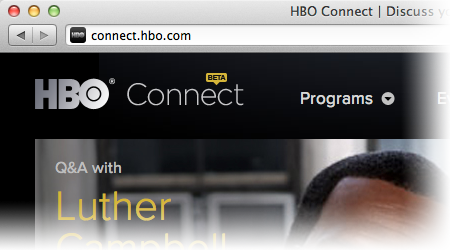 HBO Connect
